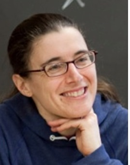 Laura Ruetsche (Minnesota & New College 1987)