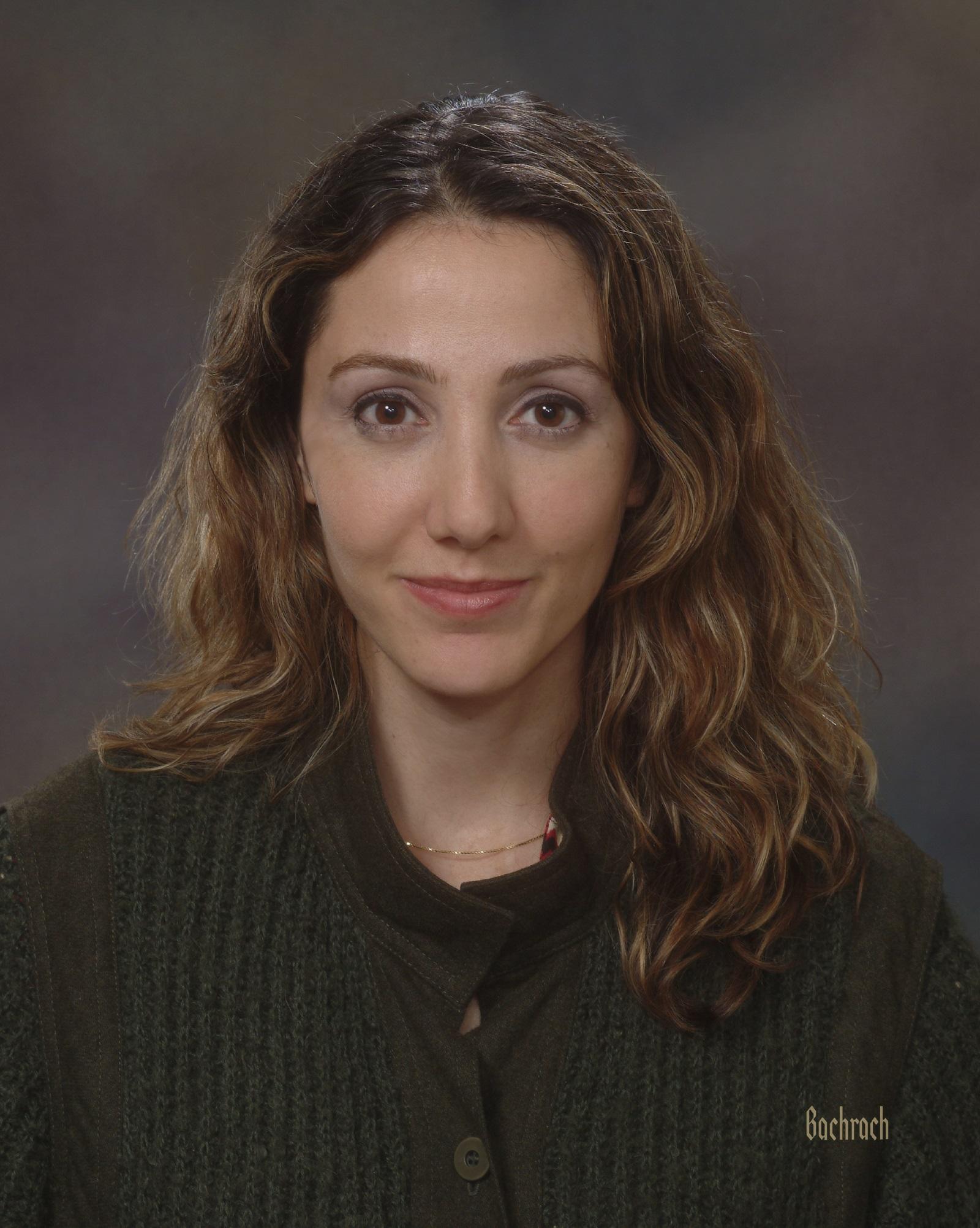 Pardis Sabeti (Florida & New College 1999)