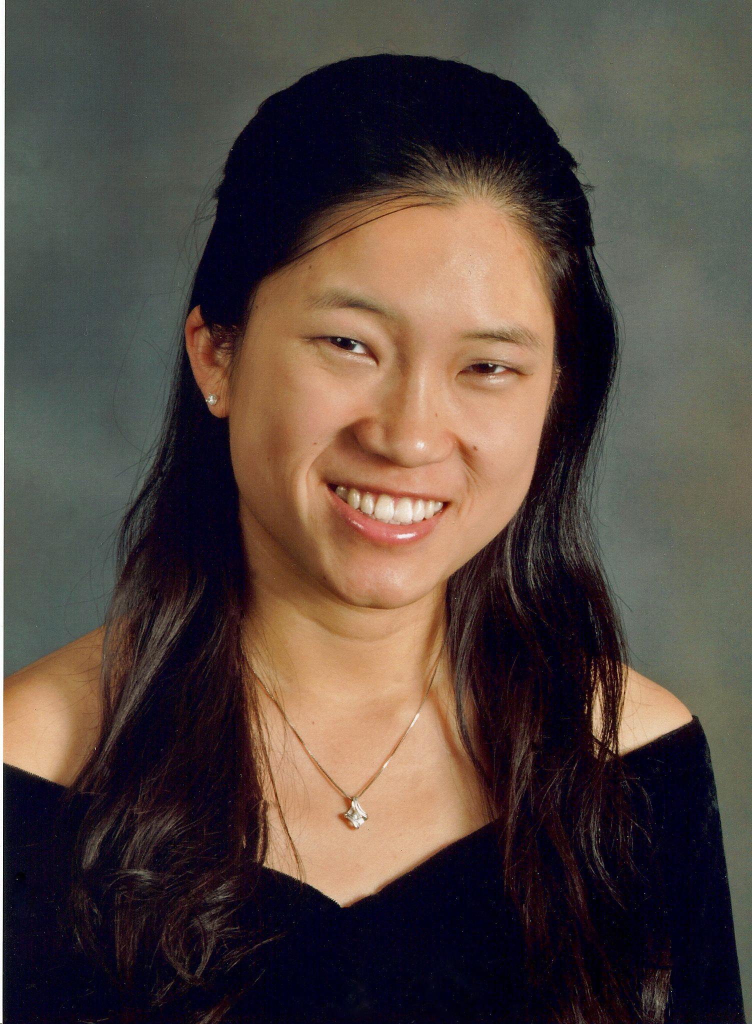 Stephanie Lin (California & Hertford 2012)
