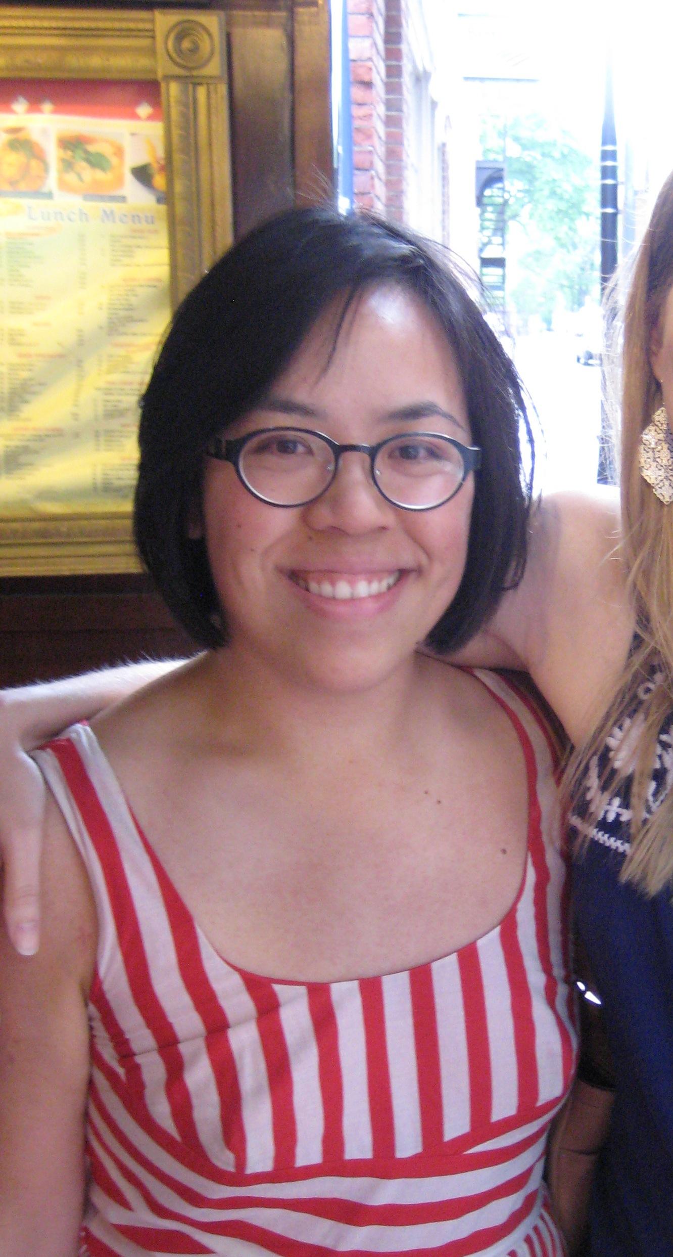 Grace Tiao (Georgia & Merton 2010)