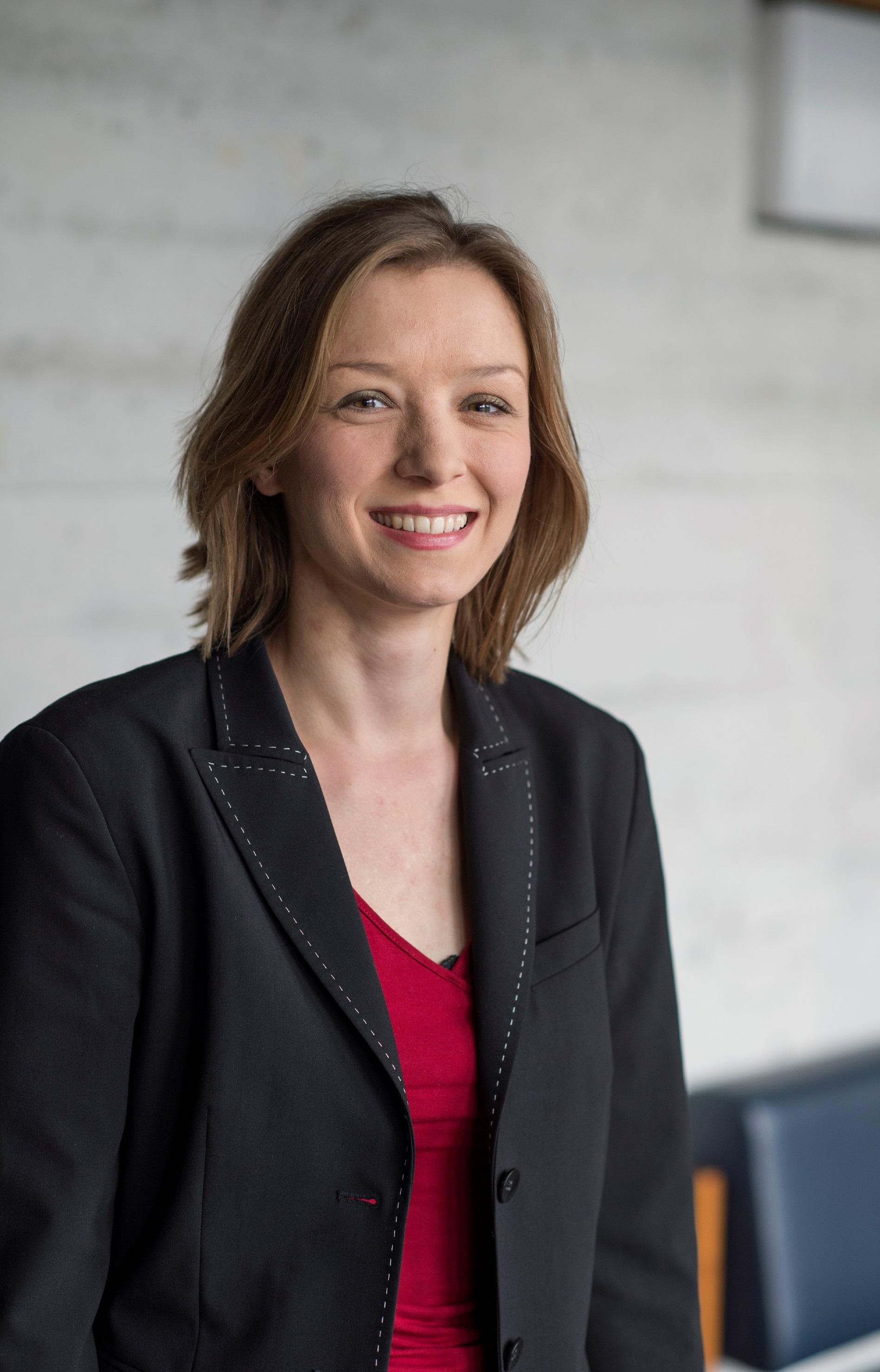 Lisa Herzog (Germany & New College 2007)