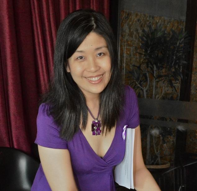 Regina Yau (Malaysia & St Hugh's 2001)