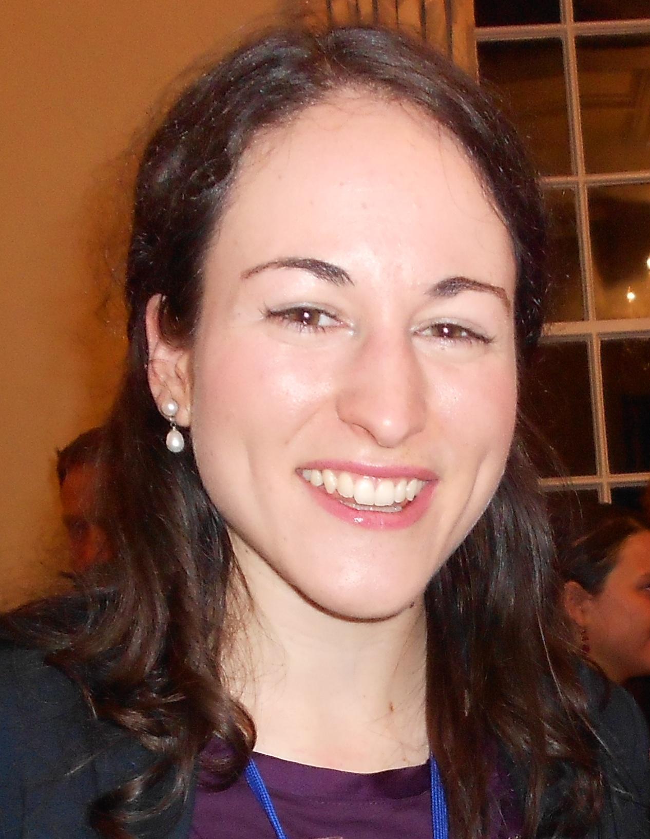 Kelly O'Connor (Maritimes & St Antony's 2011)