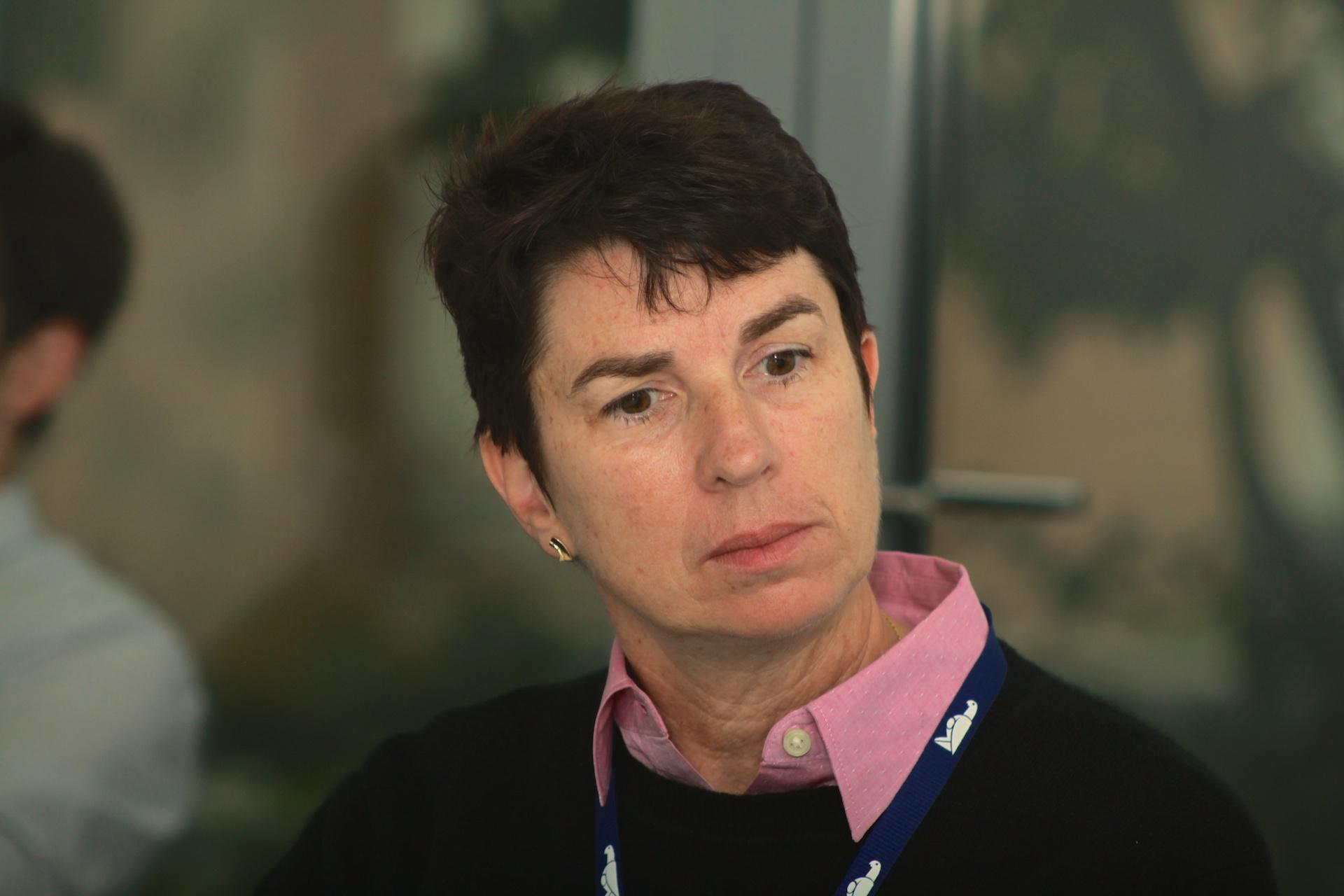 Dr Ramona Doyle. Photographed by Honza Cervenka.