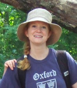 Theresa Simmonds (Pennsylvania & St Catherine's 1991)