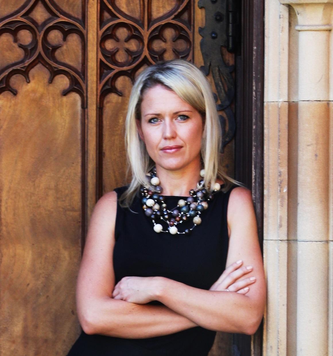 Jennifer Robinson (Australia-at-Large & Balliol 2006)