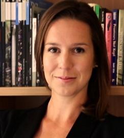 Jeni Whalan (Australia-at-Large & Balliol
