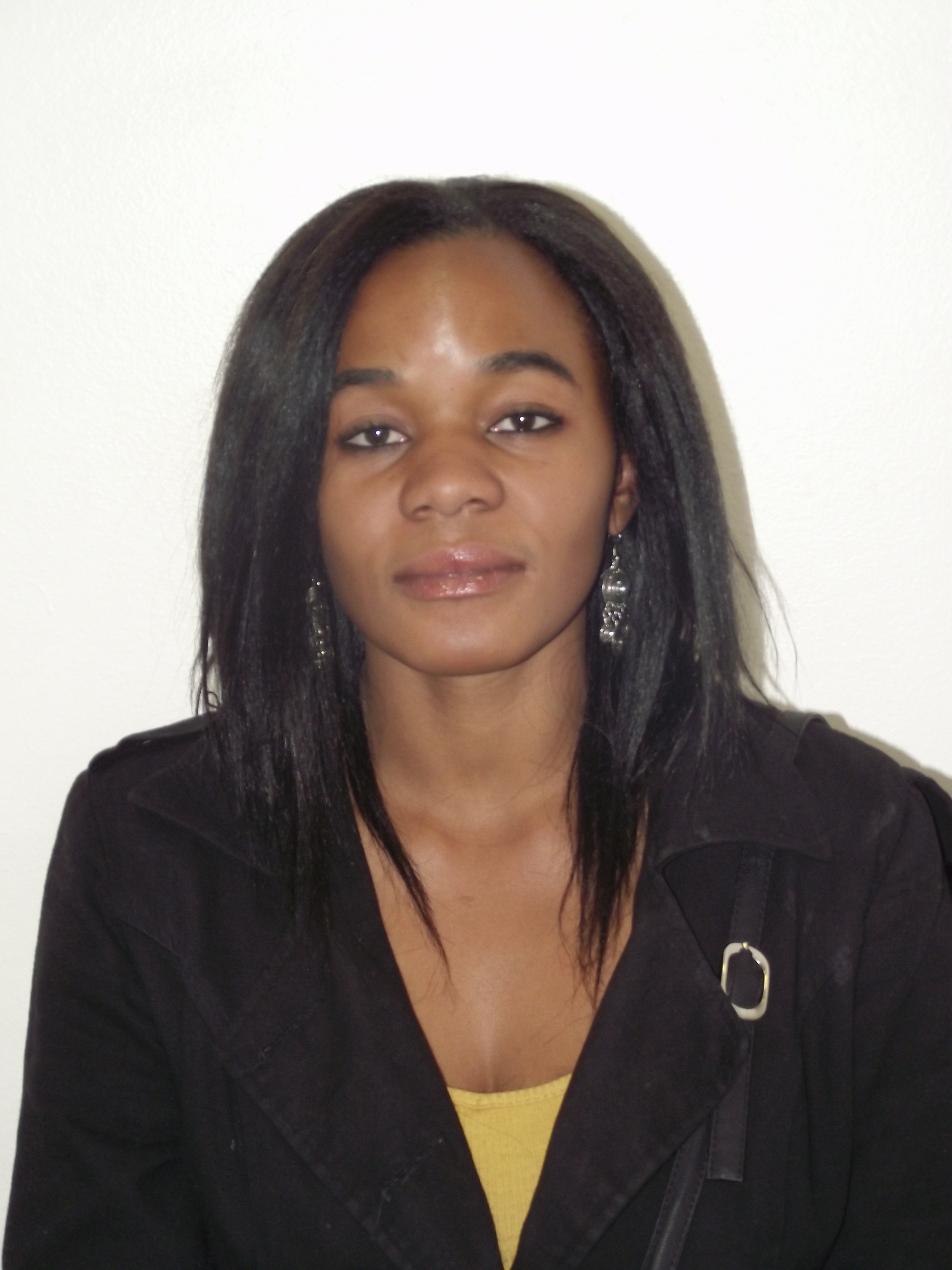 Dr. Chrystelle Wedi (South Africa At Large & St. Hugh's 2012)