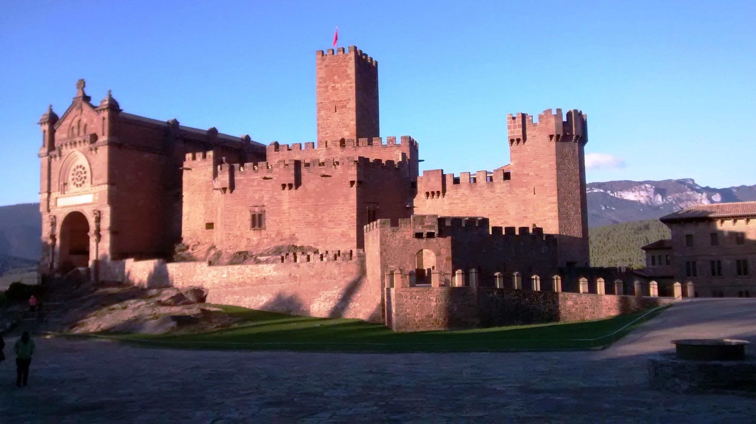Xavier family castle- Spain