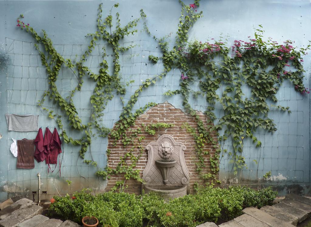 Courtyard Granada Nicaragua