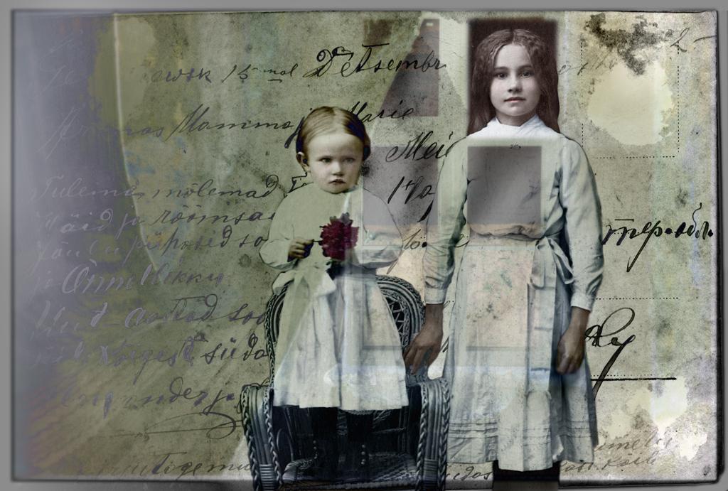 Young Girls/ Old Tallinn