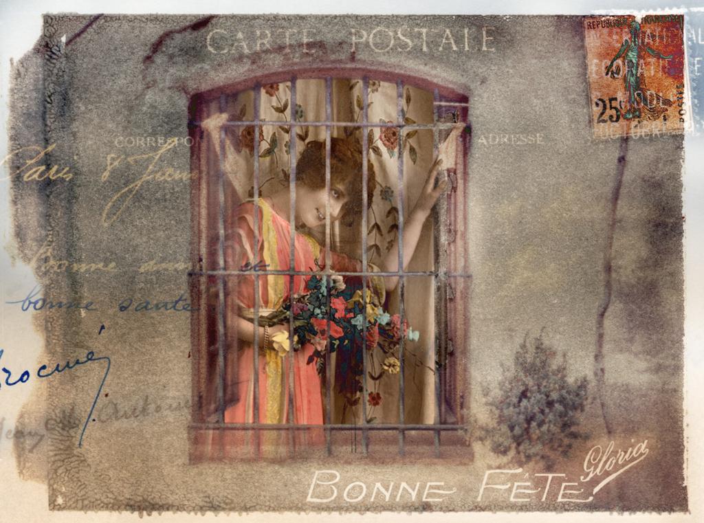 Carte Postale: Bonne Fete