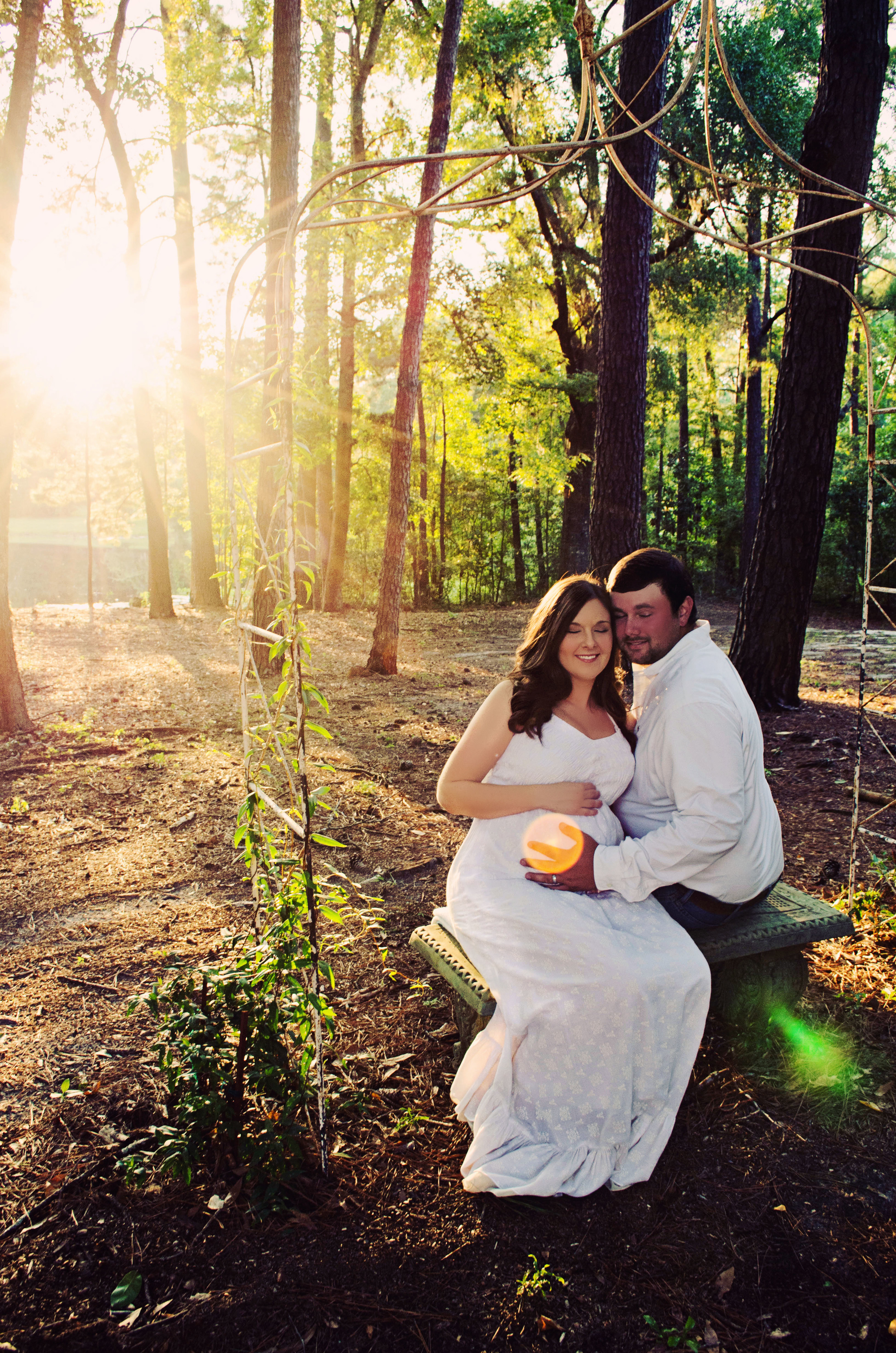 Heather and Michael Maternity Session