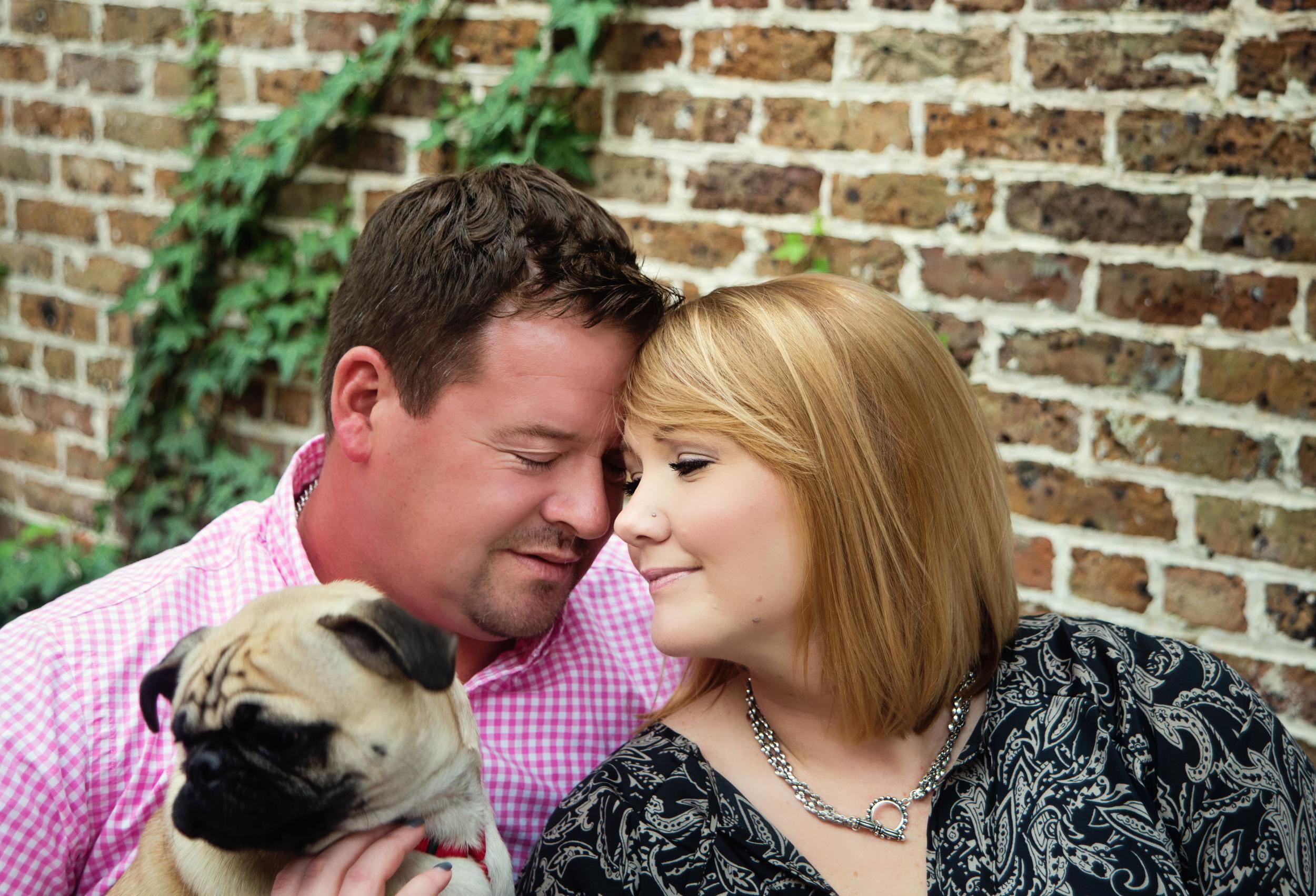 Candice and Scott Eubanks, Thomasville GA