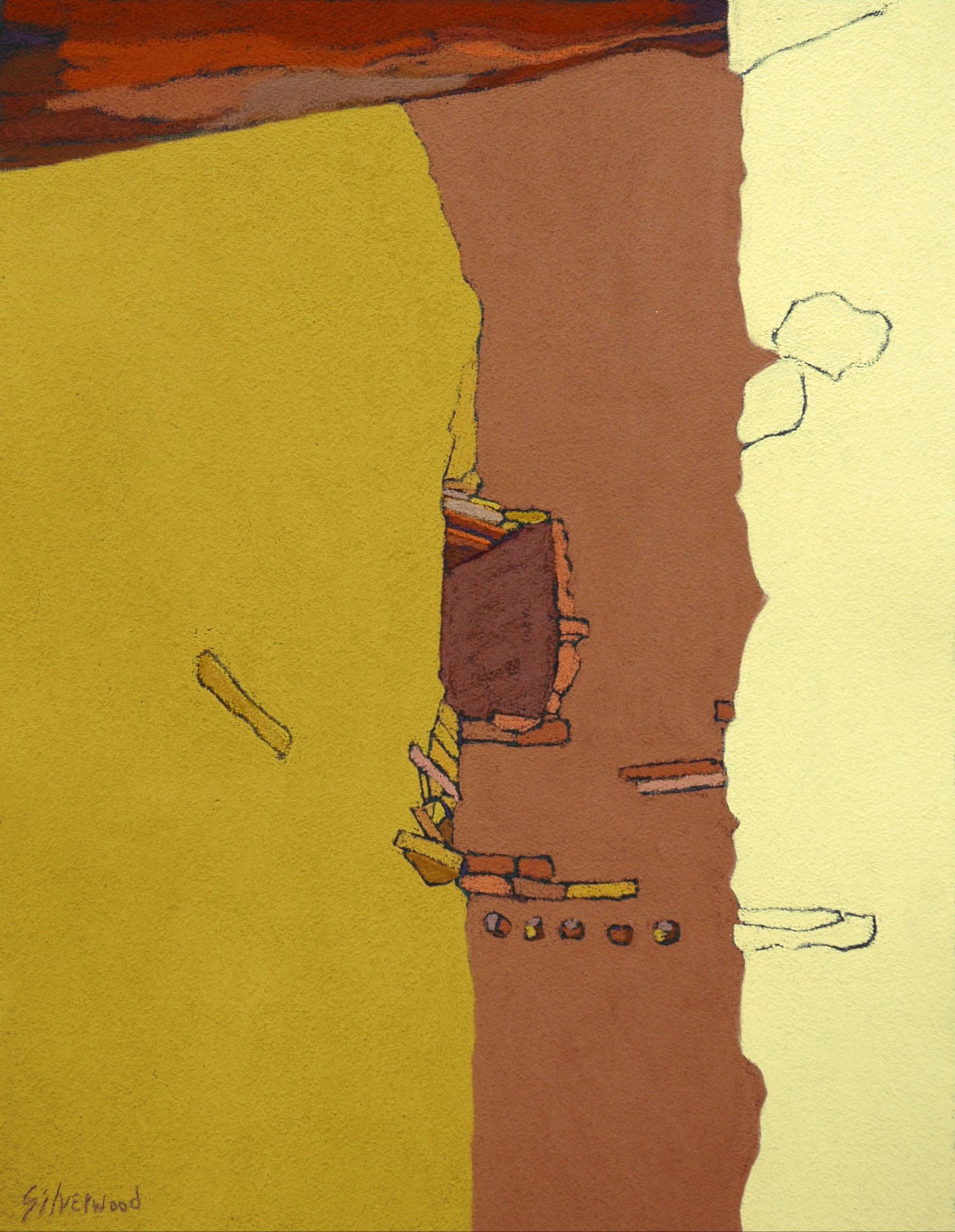 Desert Fragments no. 14 (Mesa Verde) 24x18.jpg