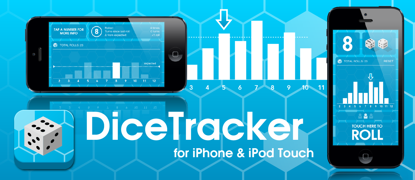 Dice Tracker for iPhone