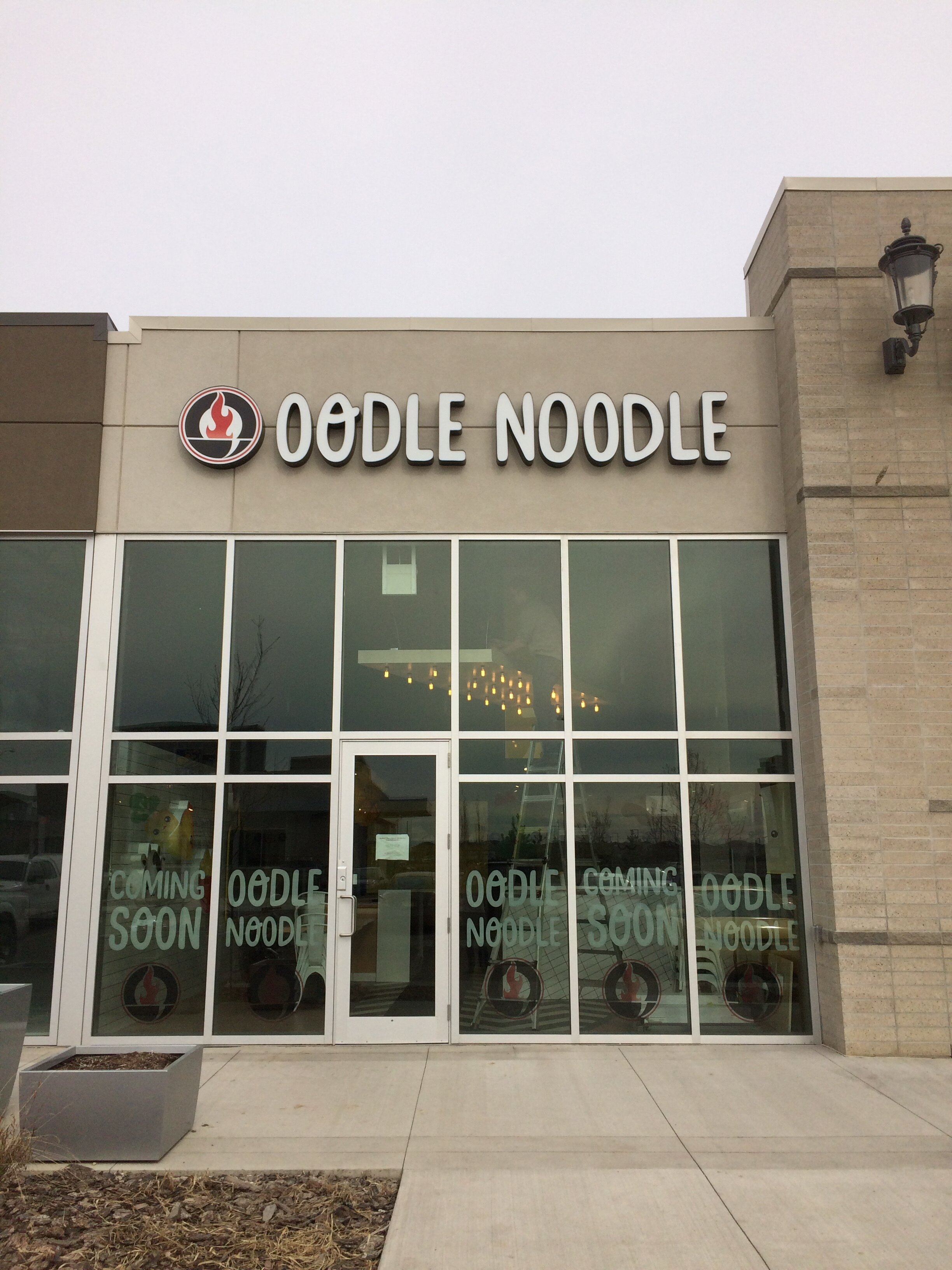 Oodle Noodle Tamarack, Edmonton, AB.