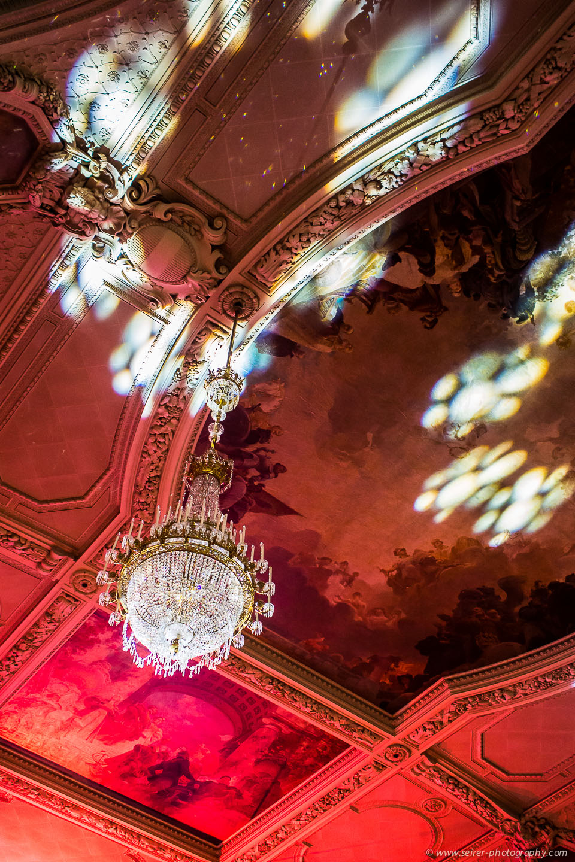 Die Hofburg war wie immer ein beeindruckender Rahmen