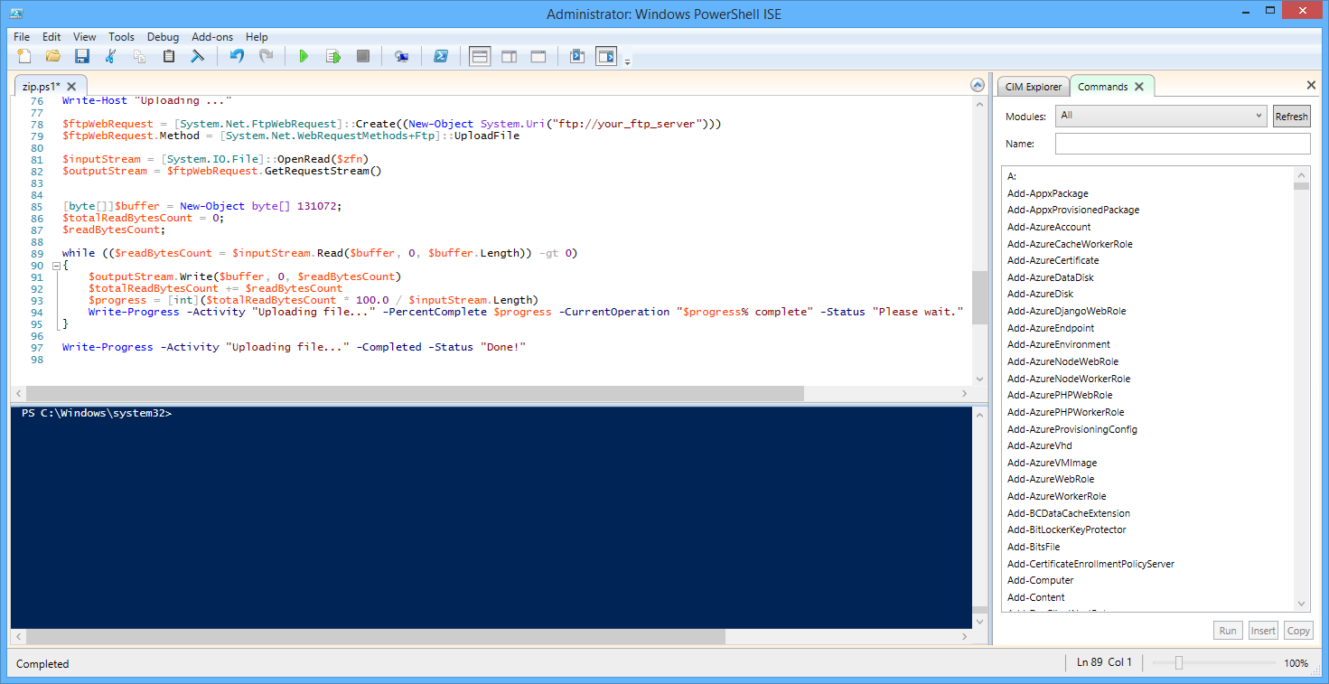 Top 6 Tips for automating your Visual Studio 2013 post-build event