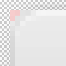 I marked the pixels in question in red so you can see ;)