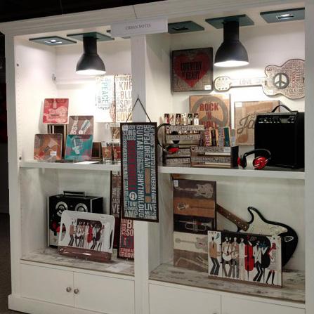 Photo from DEMDACO showroom, Atlanta Gift & Home Furnishings Market