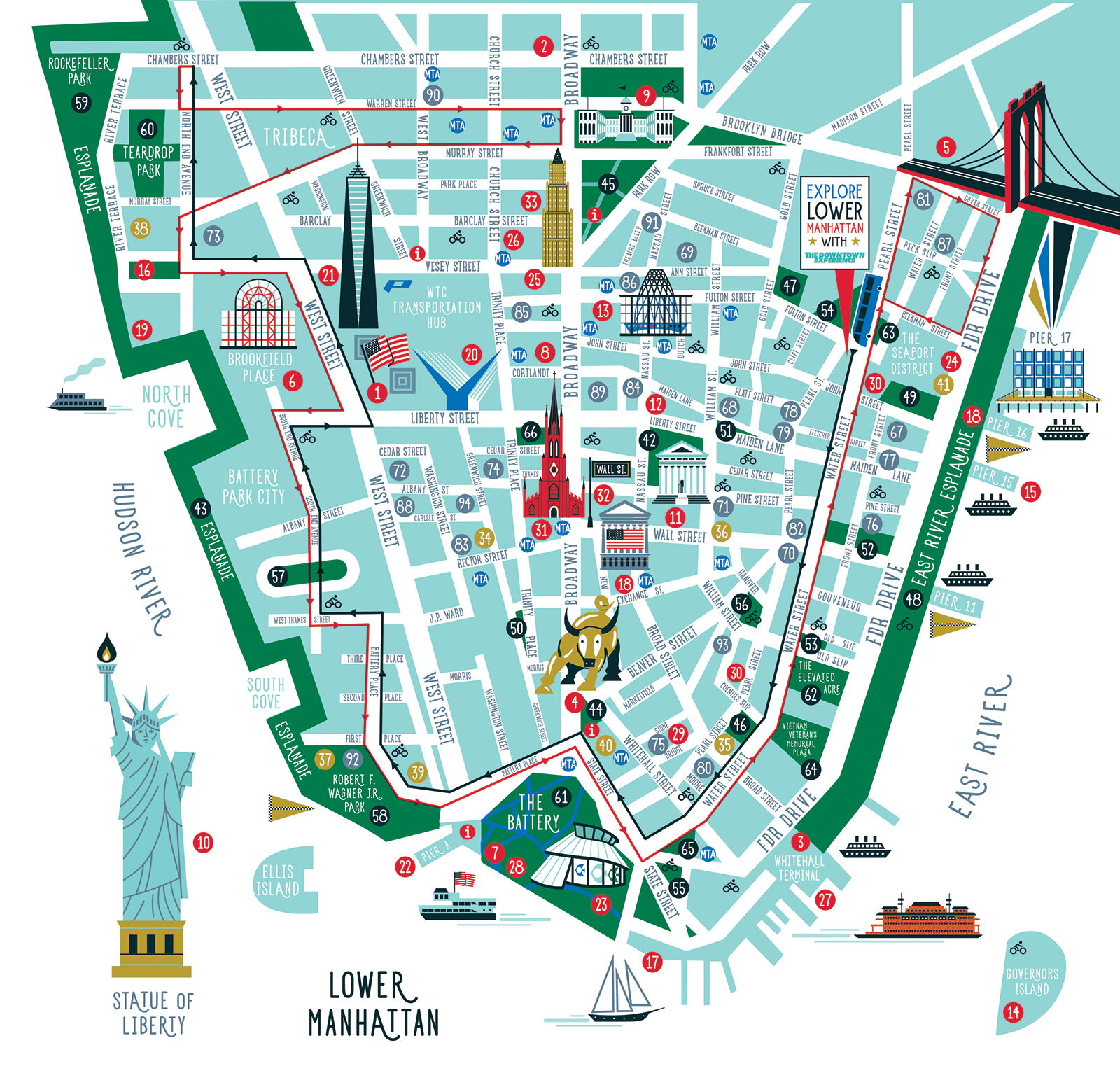 LOWER MANHATTAN MAP — Michael Mullan on throgs neck bridge map, brooklyn map, west village map, long island map, fire island map, queens map, harlem map, ny map, central park map, lincoln center map, roosevelt island map, randall's island map, nassau county map, path map, north brother island map, murray hill map, new york map, madison square garden map, times square map, jersey city map,