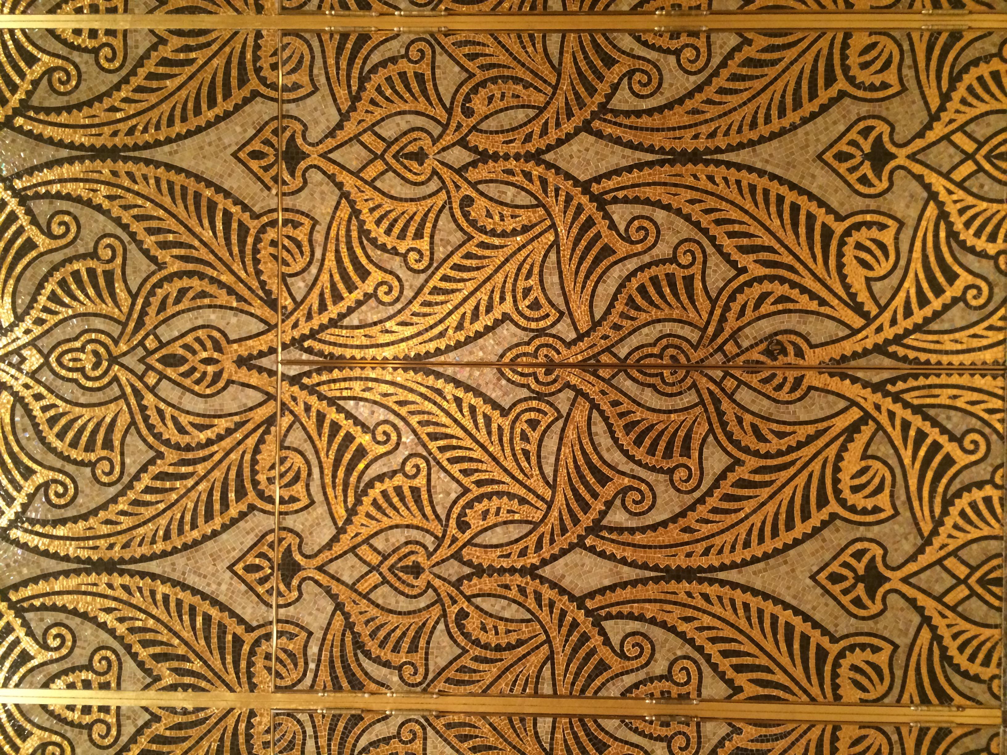Mosaic at Emirates Palace