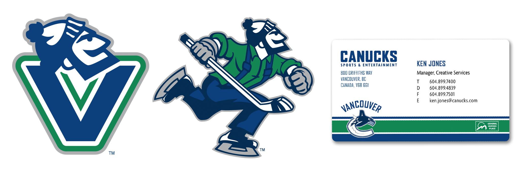 >  Here's Johnny Canuck! + CSE branded business card