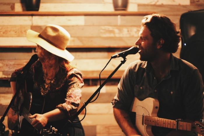 Singer/Songwriters Lillie Syracuse + John Stanislawski