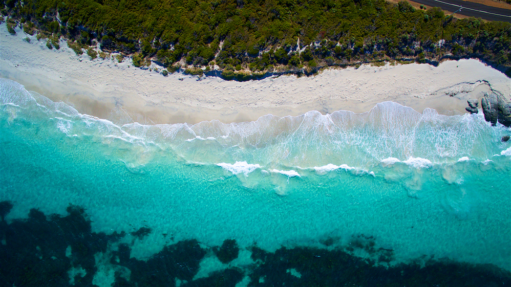Title: Beginning of the End  Location: Cape Leeuwin Coastline,Western Australia