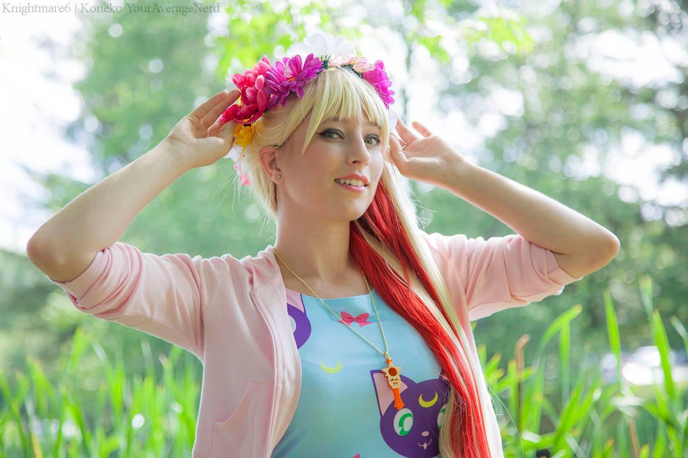 Summertime Minako - Sailor Moon