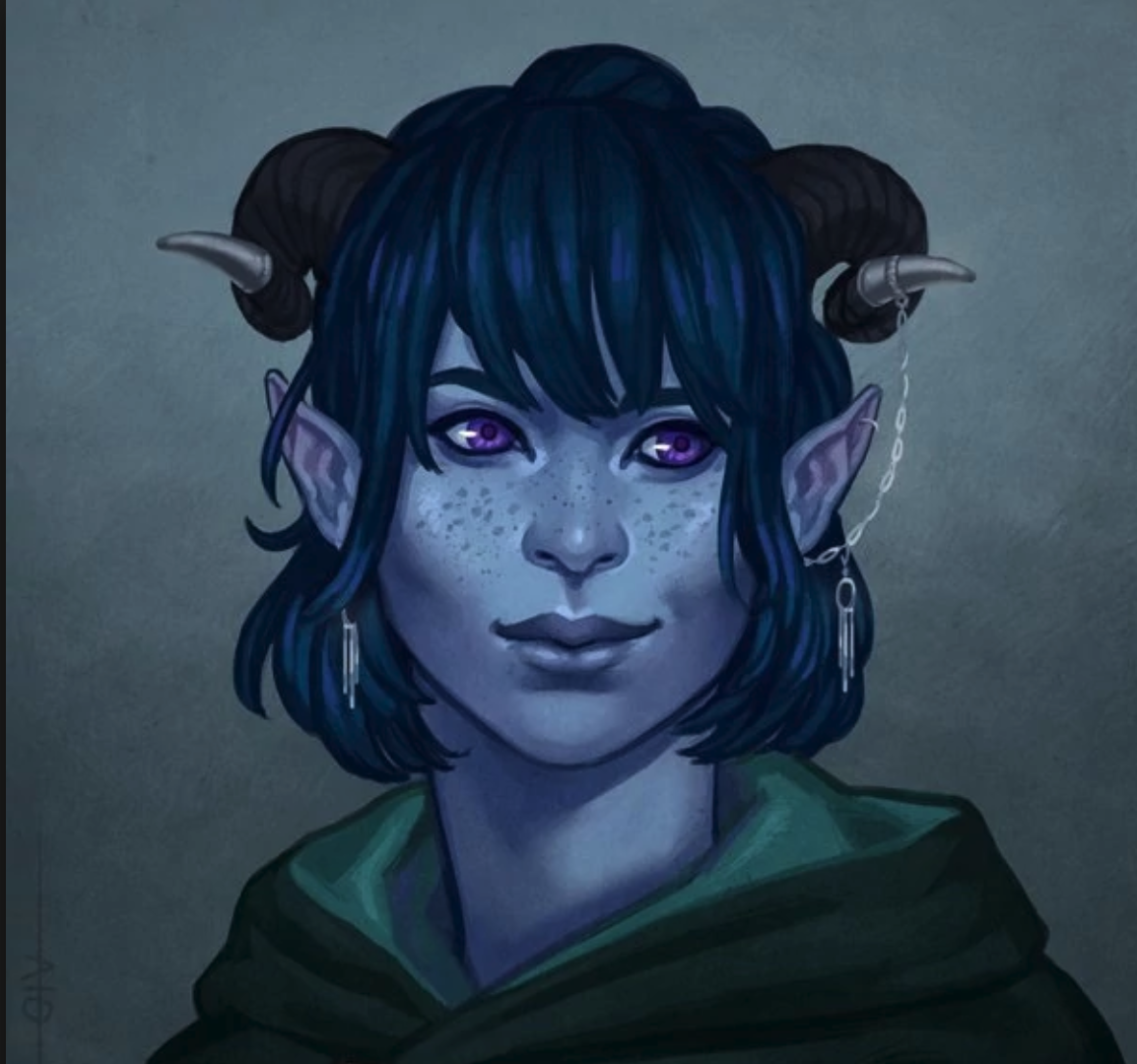 Jester Lavorre - Critical Role - Support this project on ko-fi!