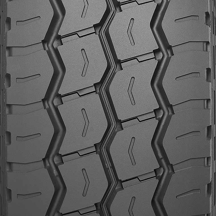 Michelin XZU S2    Regional All Position  / Steer Tire