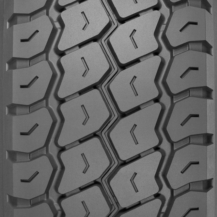 Michelin XZY 3 Wide Base    Regional All Position /  Steer Tire