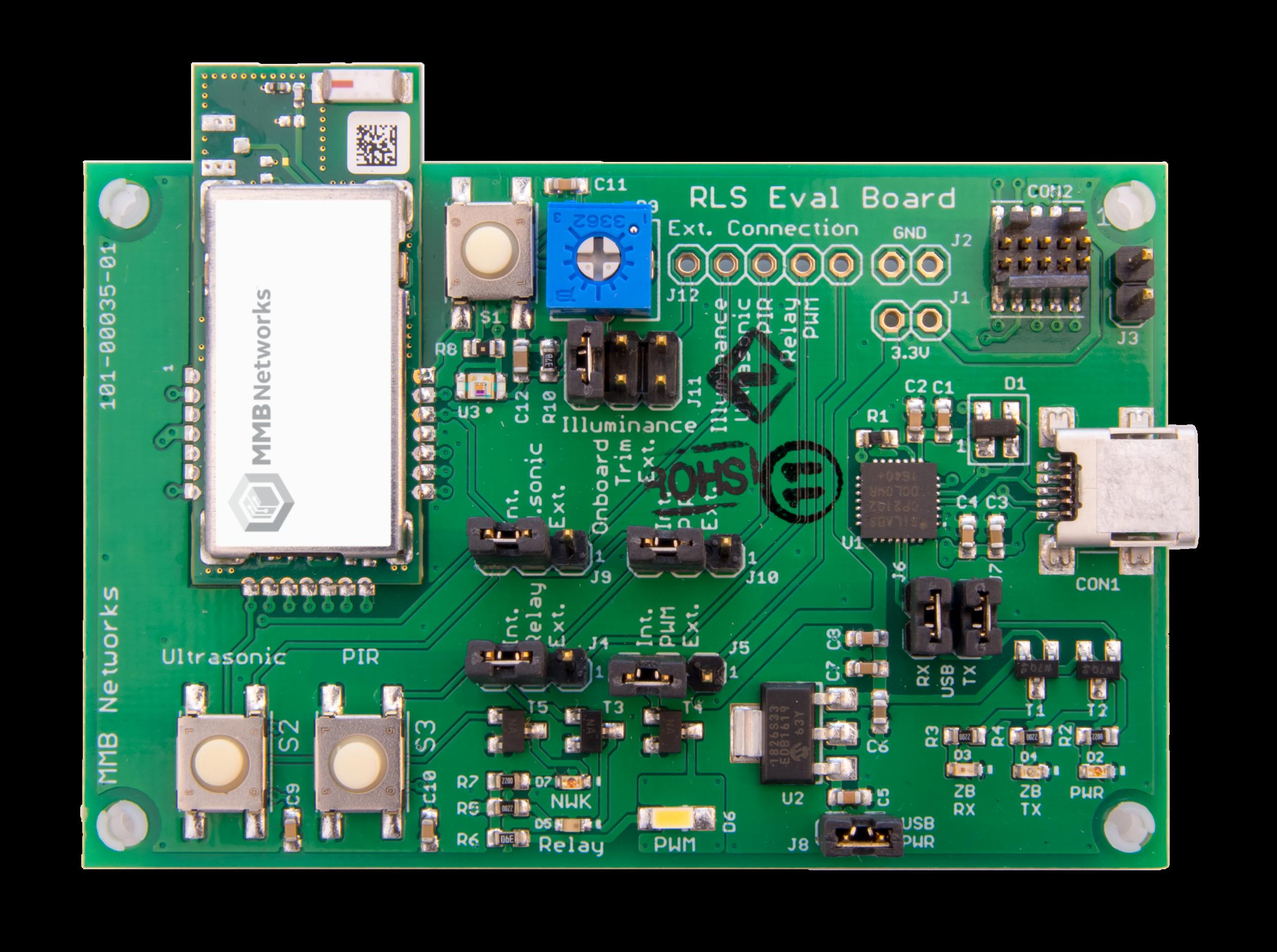 RapidConnect Lighting & Sensor Board