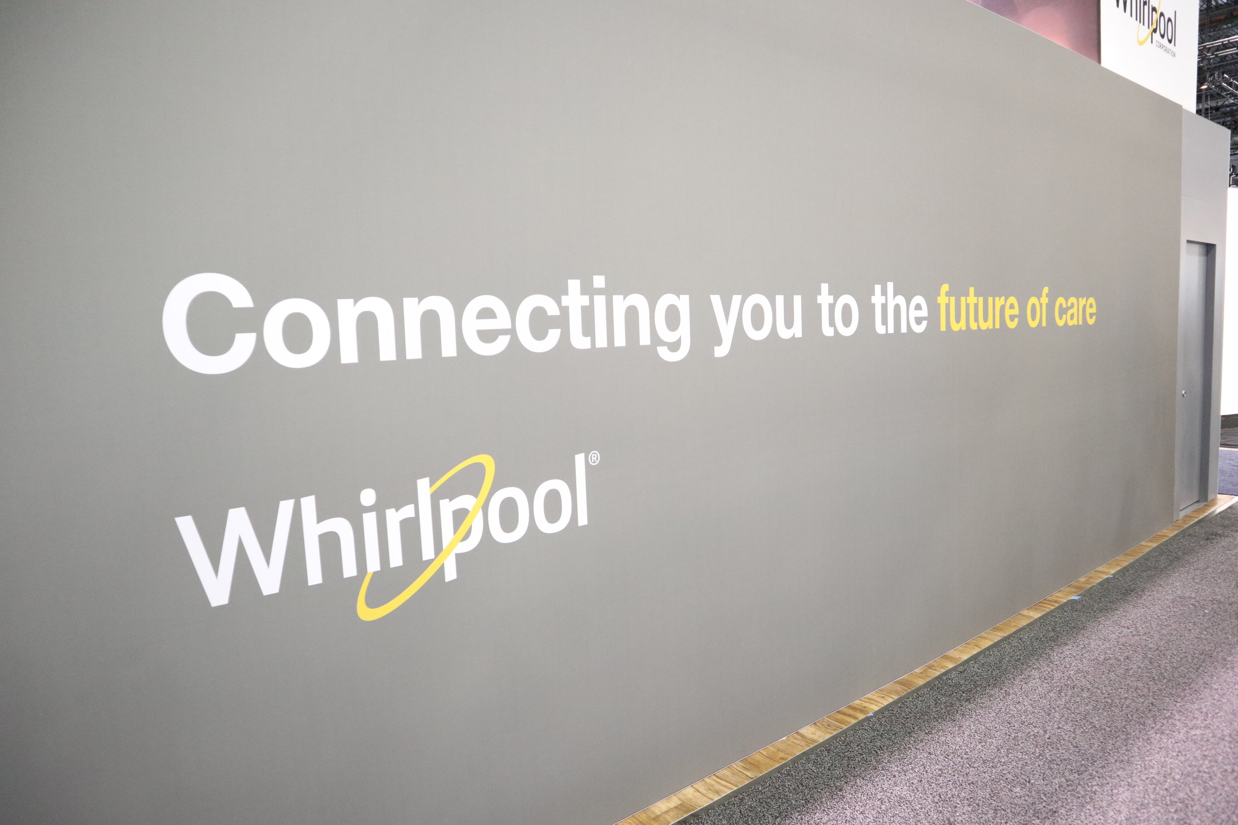 It's evident Whirlpool acknowledges the direct revenue opportunity that the IoT brings to existing products
