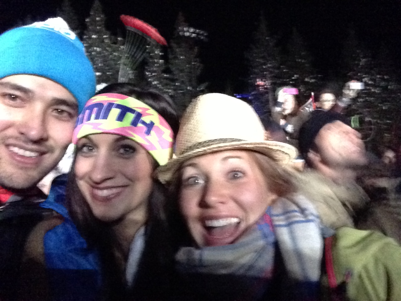 Chromeo @ Snowglobe to ring in 2013 with Ms. Sarah Scott!