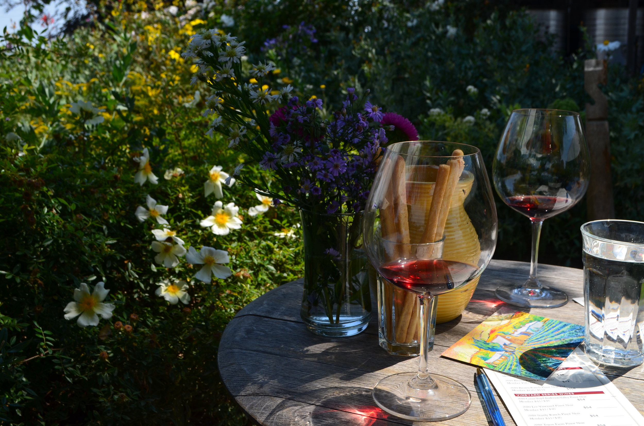 California Pinot.