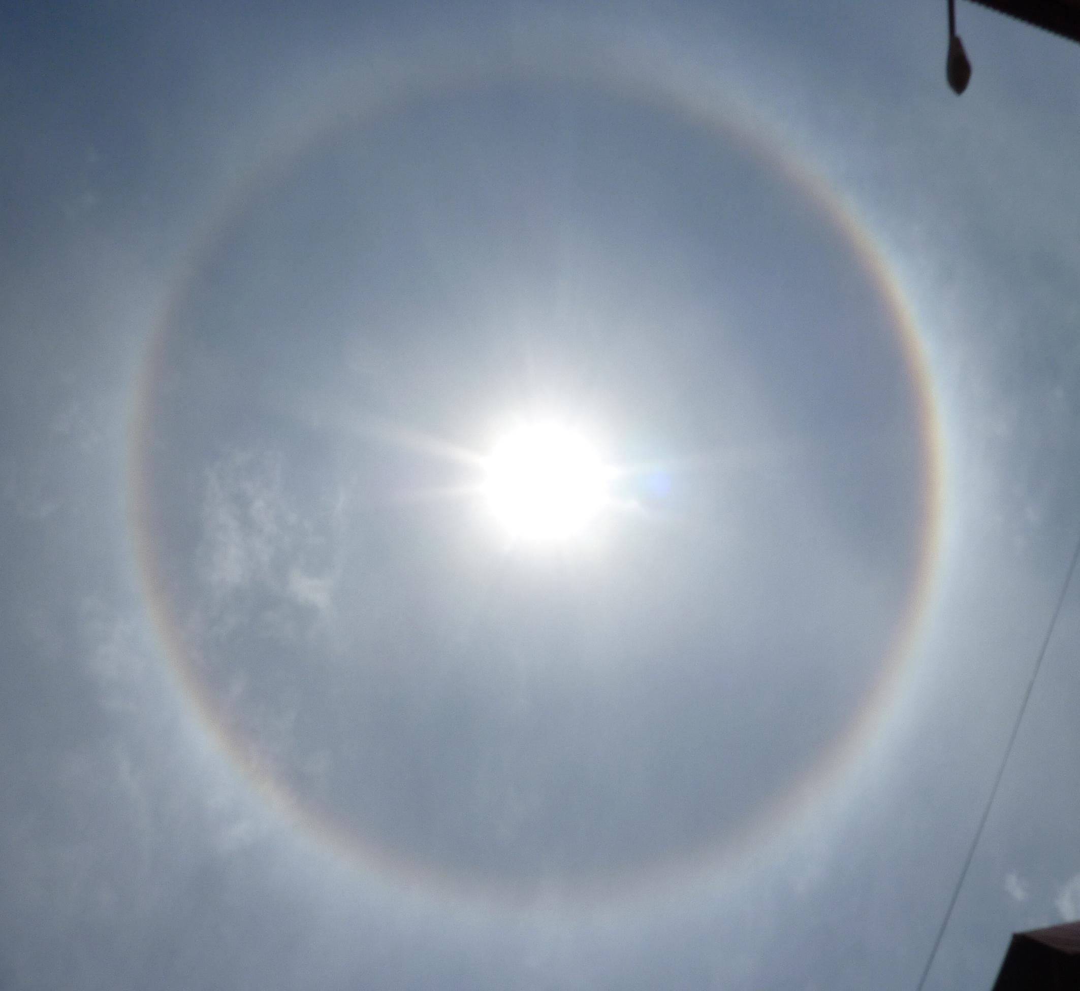 Siem Reap sky