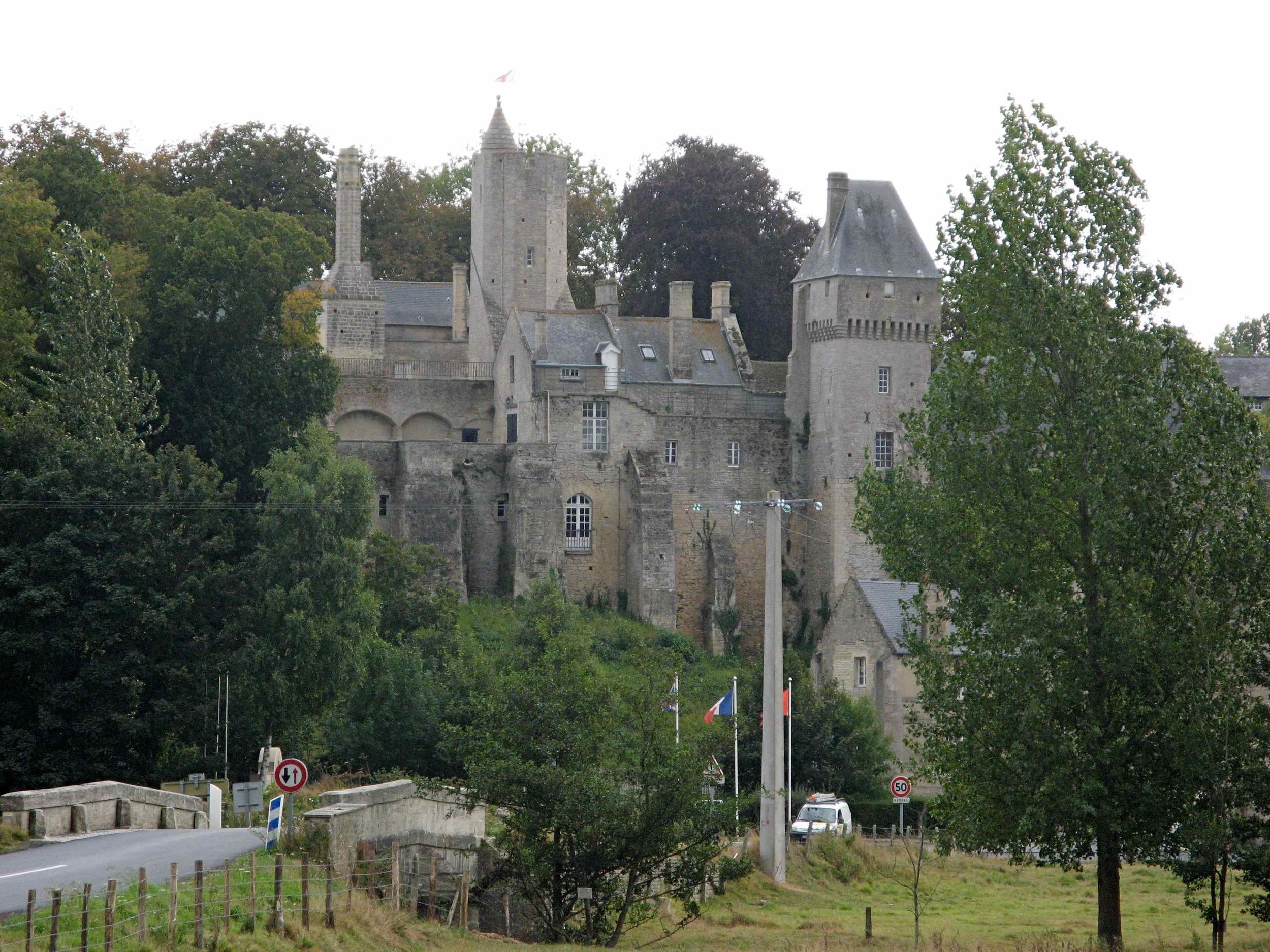 Normandy Castle