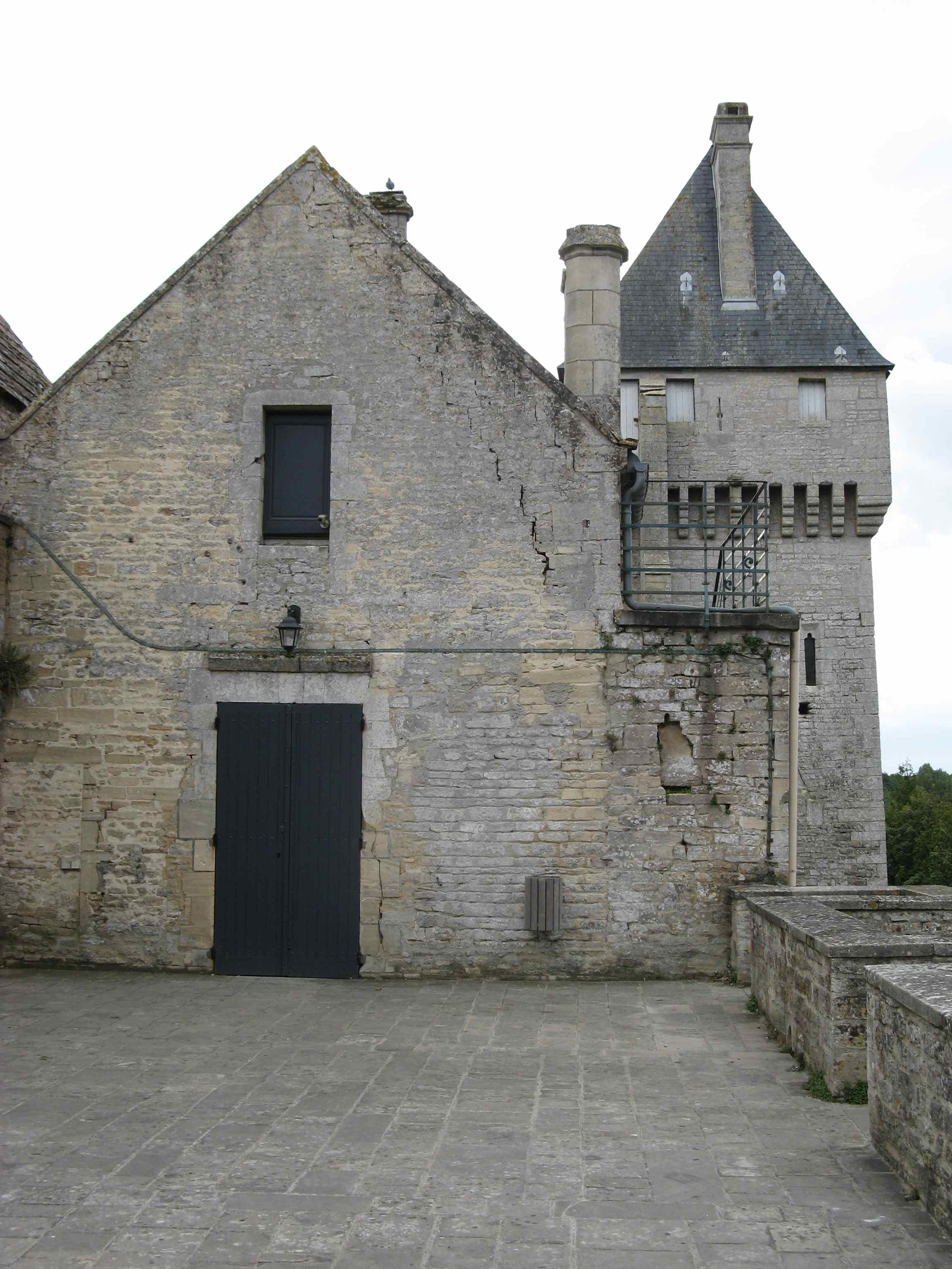 Chateau de Creully