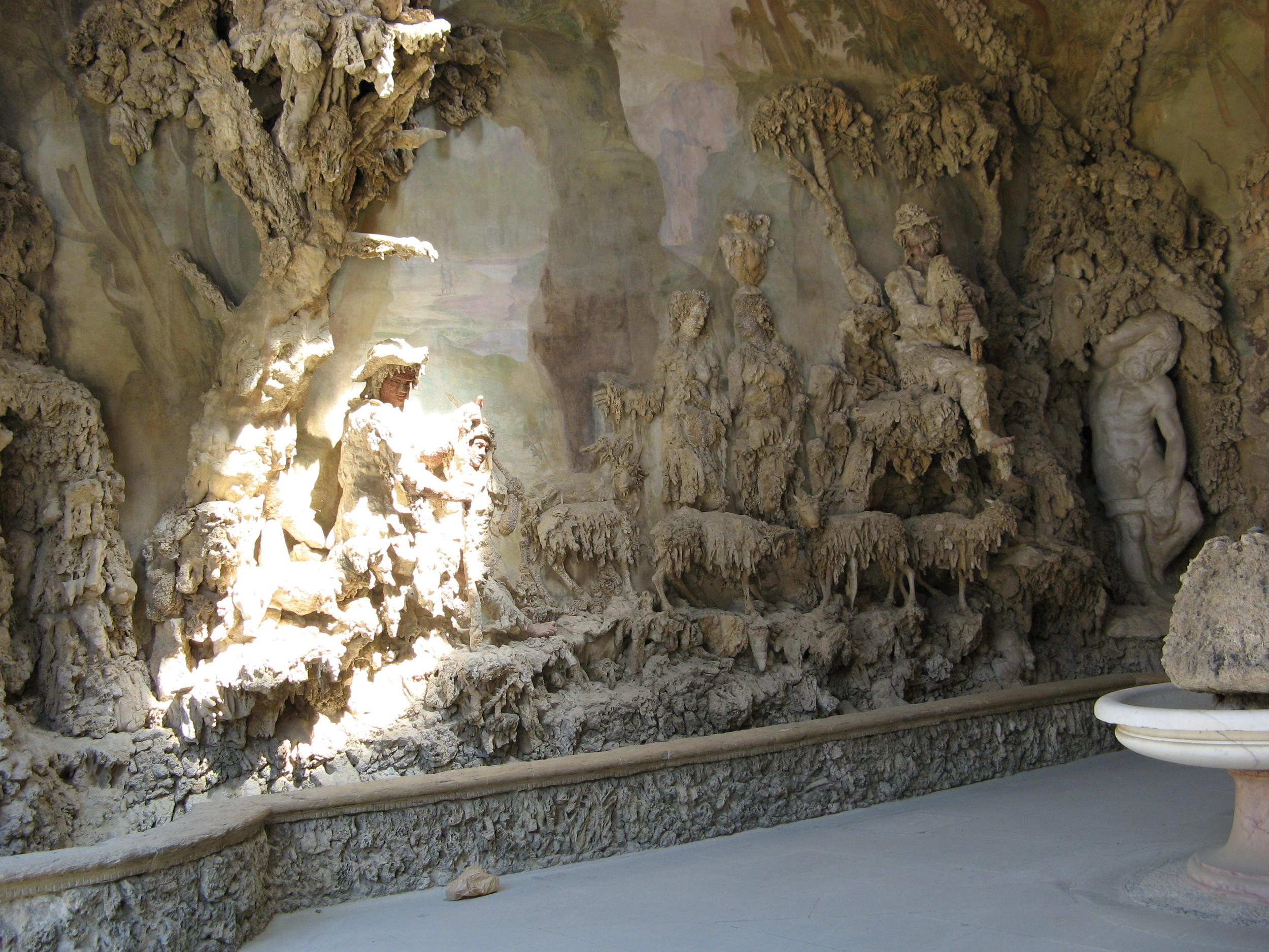 Grotta di Buontalenti, Boboli Gardens, Florence