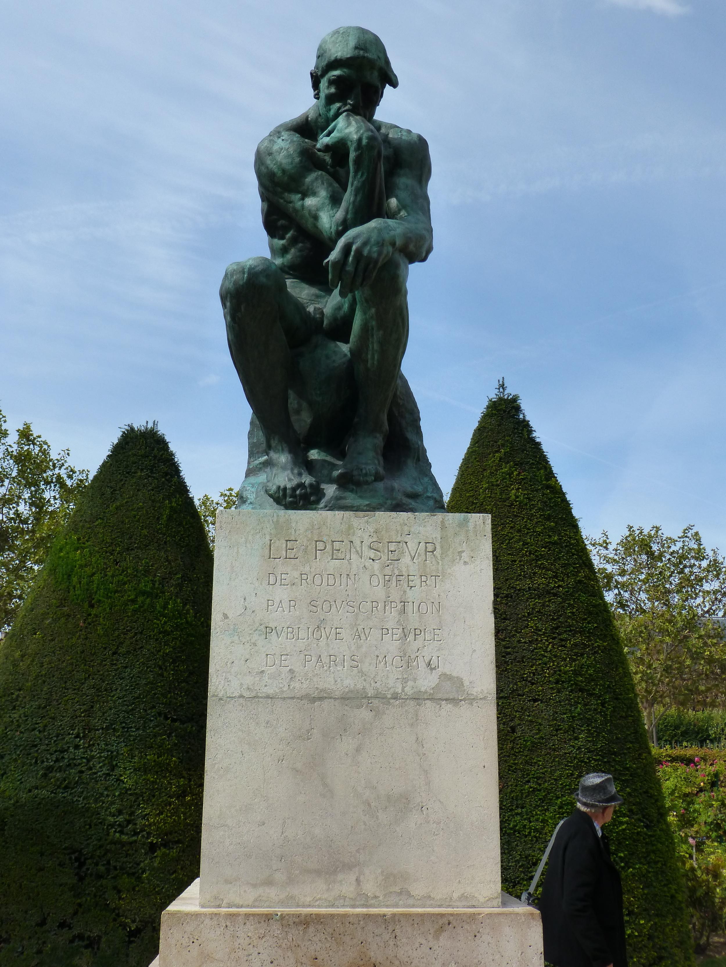 Rodin Museum The Thinker
