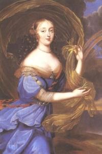 Portrait of Madame de Montespan (1640-1707) via Wikimedia Commons