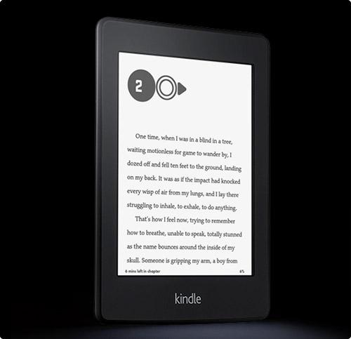 Kindle Paperwhite ($139)