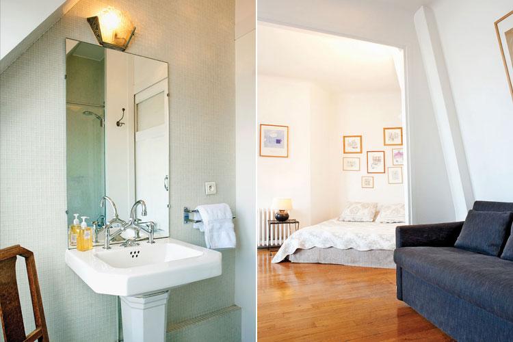 via  Haven in Paris   Sacre Coeur Penthouse