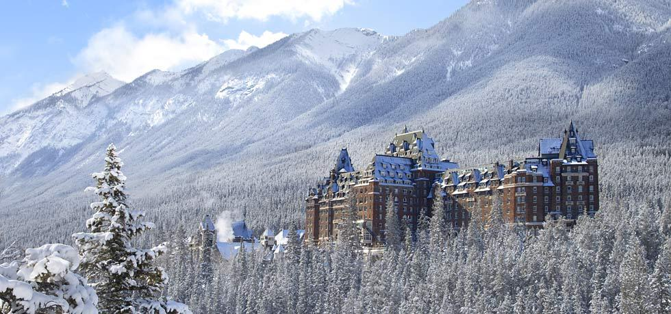 via  Fairmont Banff Springs