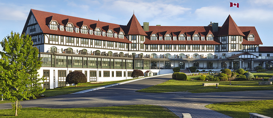 via  The Algonquin Resort