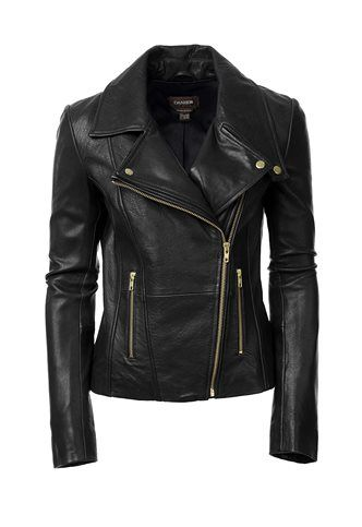 Bianca Lamb Leather Biker | Danier ($199.99)