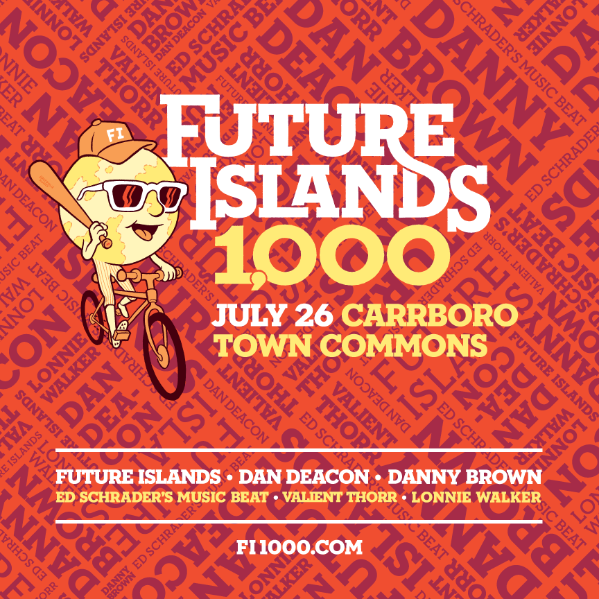 Future Islands 1000th Show